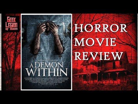 A DEMON WITHIN  2017 Charlene Amoia  aka NEFAS Horror Movie