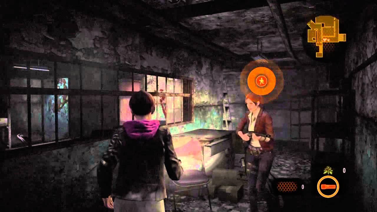 Resident Evil Revelations 2 Episode 2 Walkthrough Part