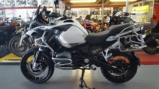 BMW R1200 GS Adventure LC 2015 Review and Specs