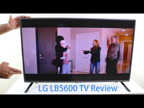 LG 42LB5600 1080p LED TV Review | LG 32LB5600 Review | LG 39LB5600 Review | LB5600 Series TV Review
