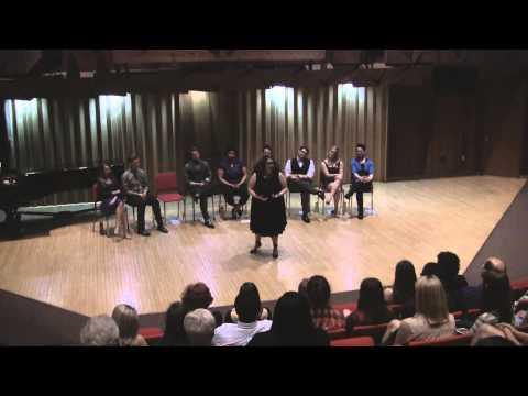 Bowling Green State University Musical Theater Senior Cabaret