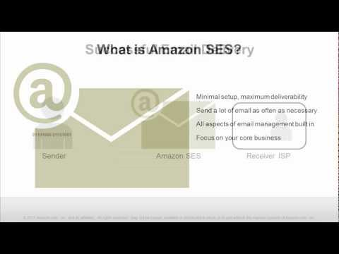 Getting Started with Amazon SES - Simple Email Service on AWS