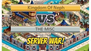 Server War | Goodgame Empire Tutorials