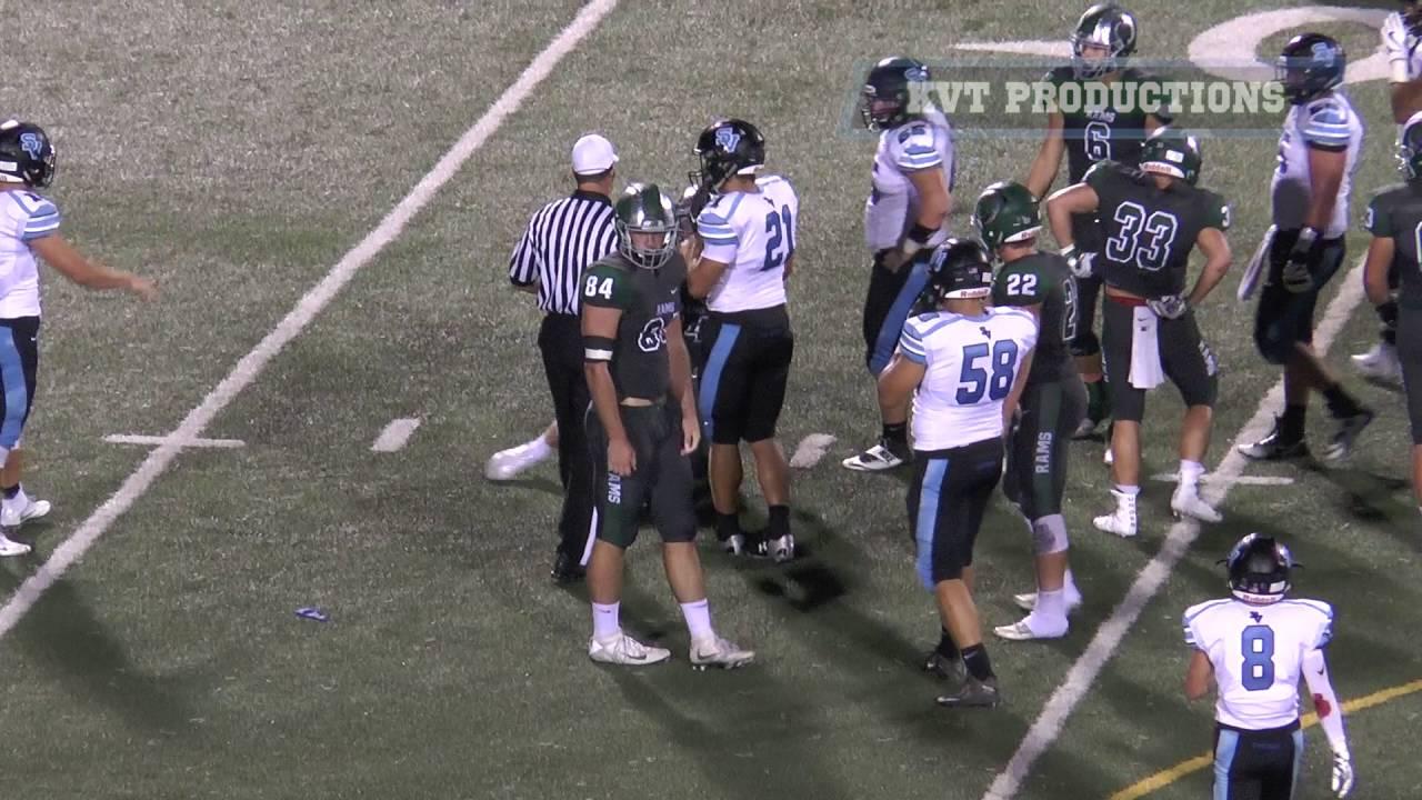 Pine-Richland Football vs Seneca Valley Highlight Video 9 ...