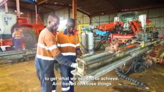 Service Expertise in Mali | Sandvik Mining and Rock Technology