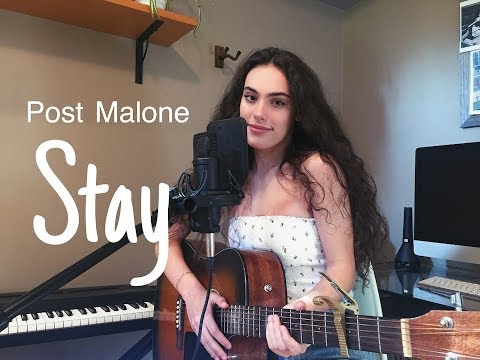 Post Malone - Stay (Cover by Jada Klein)