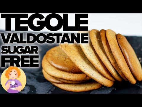 4 Ingredients KETO Hazelnut Cookies Recipe || Tegole Valdostane RicettaTradizionale