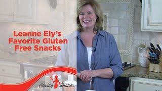 Gluten Free Snacks By Leanne Ely Of Saving Dinner