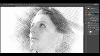Video Pencil Drawing (Sketch Effect) - Photoshop Tutorial download MP3, 3GP, MP4, WEBM, AVI, FLV Juni 2018