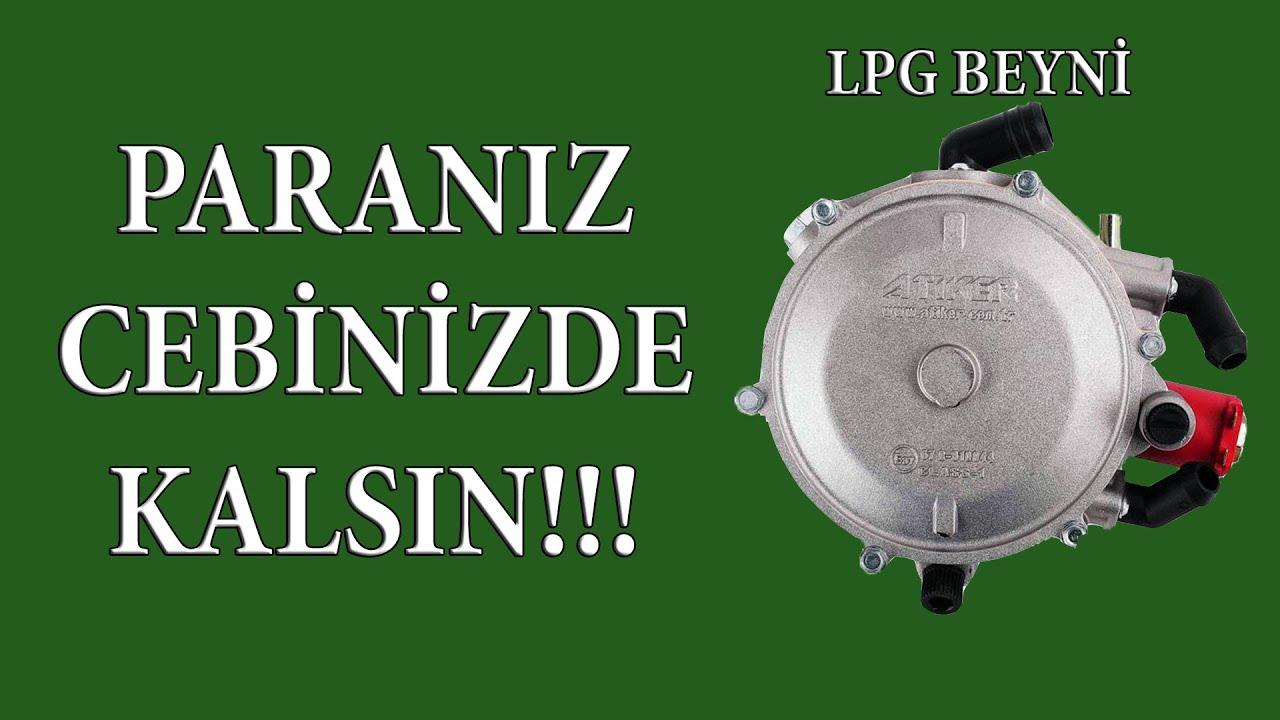 LPG Regülatörü (Beyni) Püf Noktalar (Paranız Cebinizde Kalsın!!!)