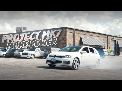 I made my GTI go FAST | Project MK7