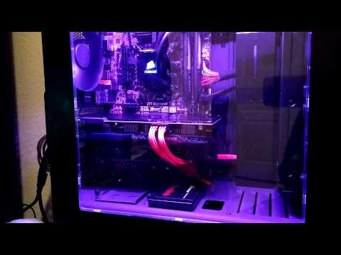 NZXT S340 GTX 970 FTW H100i