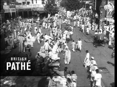Delhi Refugees AKA India: Various Scenes (1948)