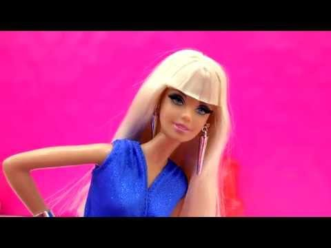 The Barbie Look Collectors Red Carpet Doll Mattel Black Label Unboxing Toy Review Cookieswirlc