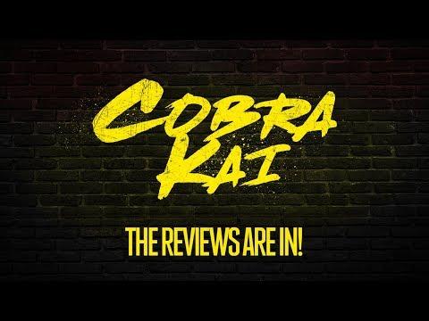 Cobra Kai Is A Hit!