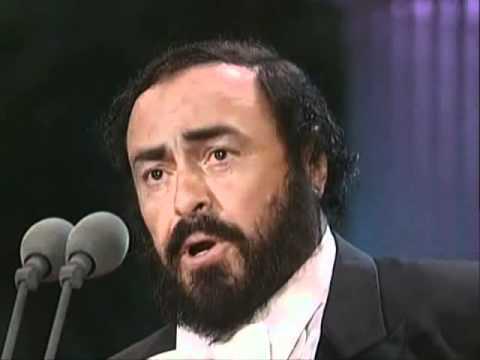 Luciano Pavarotti - Pourquoi Me Reveiller