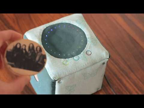 DIY Music box with RFID/NFC for children