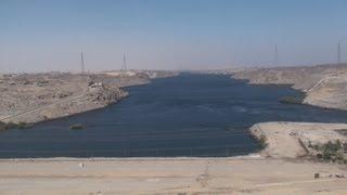Aswan High Dam السد العالي - Egypt مصر