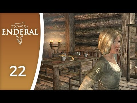 Riverville: a town of friendly faces  - Let's Play Enderal #22