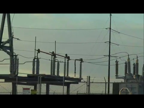 High Voltage Transformer Arcing and fire