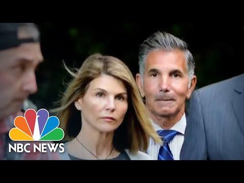 Lori Loughlin Trial Has An Official Start Date   NBC Nightly News