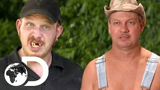 Funniest Moments | Moonshiners