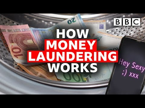 How an international gang ran a $250 million money laundering operation, by @BBC Stories - BBC