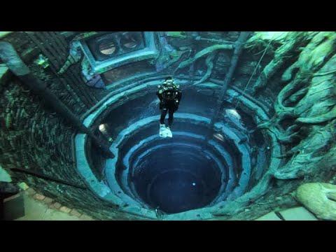 Dubai opens world's deepest diving pool—a sunken city nearly