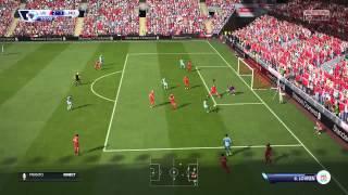 FIFA 15 - GAMEPLAY ITA