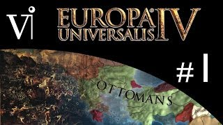 Europa Universalis 4 Wealth of Nations - Ottoman Empire - Part 1
