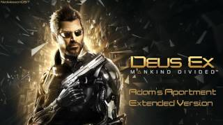 Music by Michael McCann ExtendedPlaylist httpswwwyoutubecomplaylistlistPLBESP5Q3nrtQOCM9aaJz41tKA0KtUkleM Deus Ex Mankind Divided OST