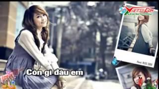 Xin Làm Người Xa Lạ KaraOke Beat Chuẩn Âm Thanh Nét
