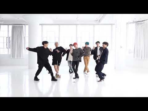 Boy with Luv but it's Bad Romance