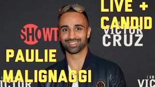 Hey Fight Fans! LIVE w/ Guest The Magic Man Paulie Malignaggi