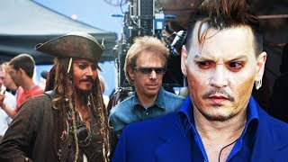 Why Johnny Depp's Career is Falling