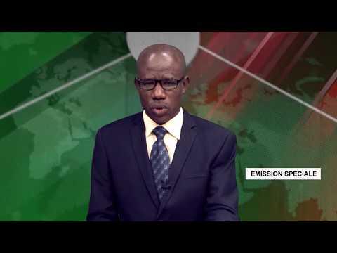 Emission sur La Radio Television Nationale du Burundi - RTNB