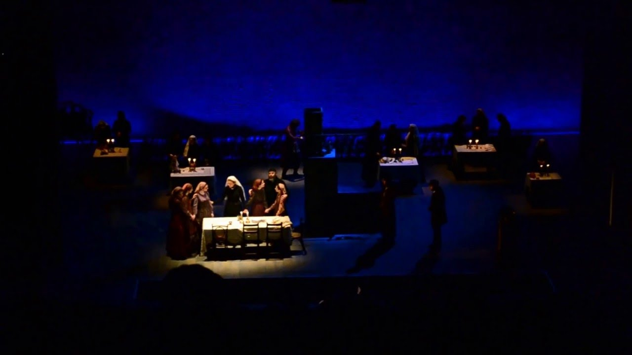 Fiddler On The Roof Broadway 2016 Sabbath Prayer Youtube