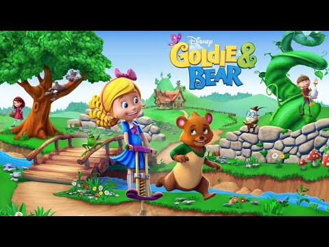 Goldie and Bear - Fairy Tale Forest Adventures