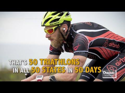 The Iron Cowboy's 50 Triathlons In 50 Days
