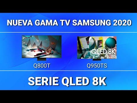 Nueva gama TV Samsung 2020 Ep.3 - Serie QLED 8K