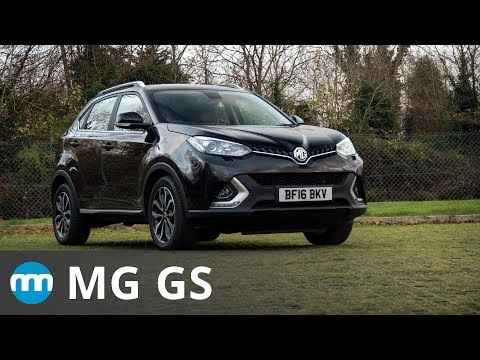 2018 MG GS Review – The Value SUV? New Motoring