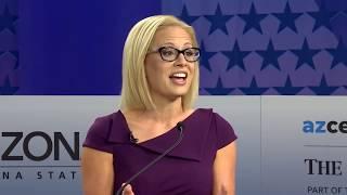 Martha Mcsally And Kyrsten Sinema Debate For U.s. Senate Seat In Arizona (full Debate)