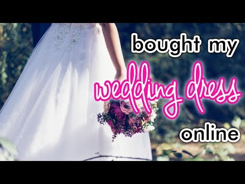 Buying my Wedding Dress ONLINE from LightInTheBox   Tips, Budgeting, Pros & Cons   Amethystra Bits