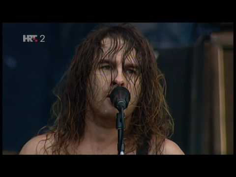 AIRBOURNE In Music Festival Zagreb Jarun 24.6.2013 TV Pro Shot