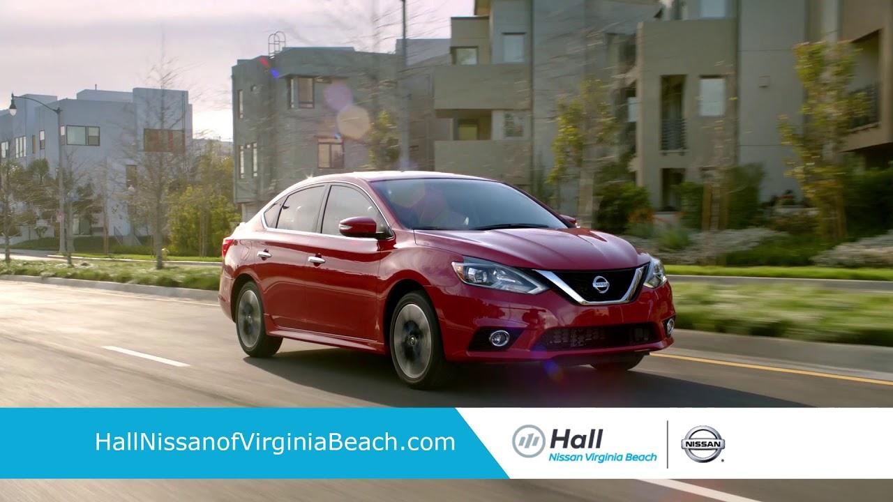 Hall Nissan Virginia Beach - Model Year-End Sales Event - YouTube
