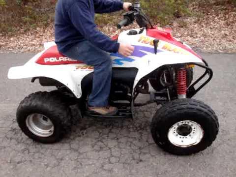 quad polaris trail blazer