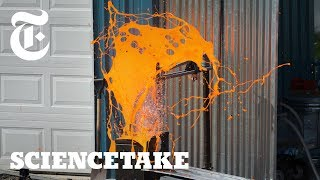 The Science of Exploding Lava | ScienceTake