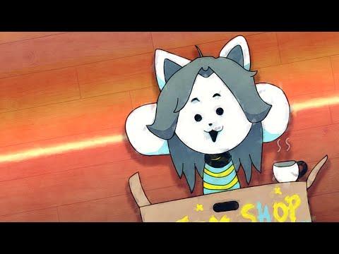 Undertale - Tem Shop (TEMstep Remix)