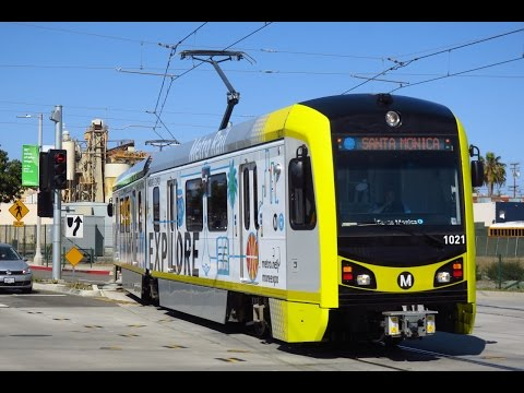 Metro Expo Line Outtakes Footages