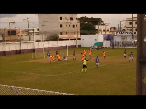 Gol de Breno Dentinho - Audax Rj 2 x 0 Carapebus